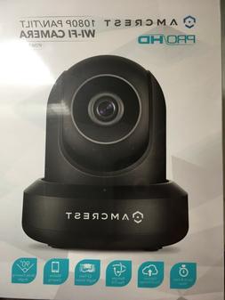 Amcrest PRO HD 1080p PAN/TILT WI-FI camera  - SET OF 2 secur