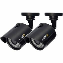 Q-See 2-Pack HD 720p Smart Surveillance Cameras with Night V