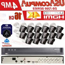 Q-See Security Camera System 16 Channel 4K CAMERA 1080P DVR
