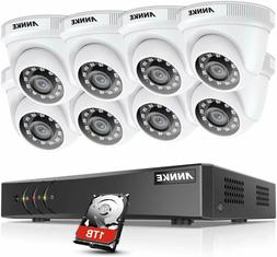 ANNKE Security DVR System 8 Channel 1080P Lite H.264+ DVR wi
