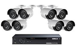 Lorex HD 16 Channel Security DVR System & 8-1080p HD Cameras