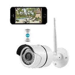 Security Camera INKERSCOOP 720P HD Indoor&Outdoor IP Camera