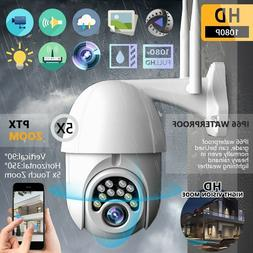 Security Surveillance IP Camera Onvif WiFi 1080P Wireless Sp