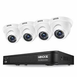 security system dvr 1280tvl indoor