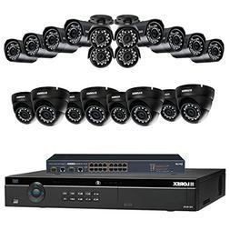 Lorex 32 Channel 4K 4MP Security System NR9326 6TB HDD 12 4M