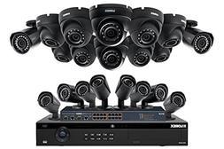 Lorex 32 Channel 4K 4MP Security System NR9326 6TB HDD 20 Ca