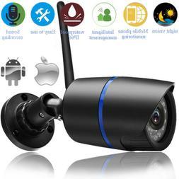 Security Wireless WIFI IP Camera 1080P Outdoor IR built-in T