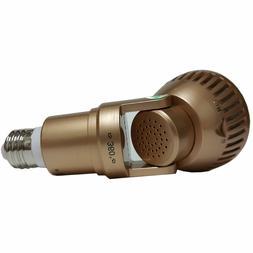TOVNETcam Simple & Easy Wireless LED Bulb IoT 147L CCTV, Nig