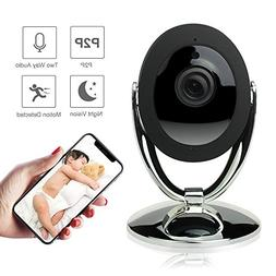 Etration Smart Home Security Camera, Wireless Indoor Securit