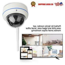 Smart Security Camera System Outdoor Surveillance Video 1080