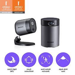 SNA-R1110W - Samsung Wisenet SmartCam A1 1 Outdoor Cam/1 Ind