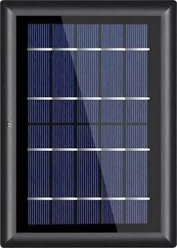 Wasserstein - Solar Panel for Arlo Ultra and Pro 3 Surveilla