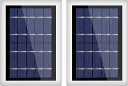 Wasserstein - Solar Panel for Ring Spotlight Surveillance Ca