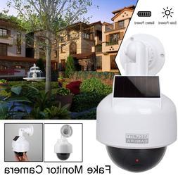 Solar Powered fake <font><b>cameras</b></font> Dummy CCTV Ca