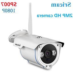 Sricam SP007 1080P HD IP <font><b>Camera</b></font> IR Night