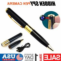 Spy Hidden Camera Pen HD 1080P Video DV/DVR Camcorder Record