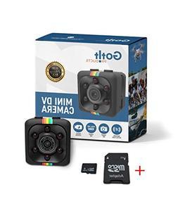 Hidden Spy Camera Mini Portable Wireless Security Dashcam Mo