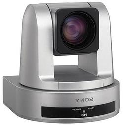 Sony SRG120DH | Silver 12x PTZ Full HD Desktop Camera
