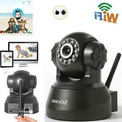 Sricam 720P HD IR Night Wireless P2P Home Network IP Webcam