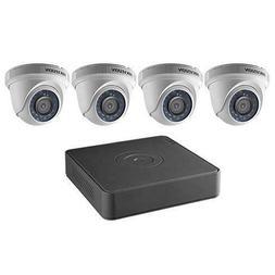Hikvision Surveillance Kit - 2MP OT 2.8MM DVR 4Channel 2MP 1