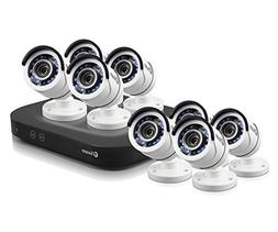 New Swann SWDVK-8HD5MP8-US 8 Channel 5MP Security System 2TB