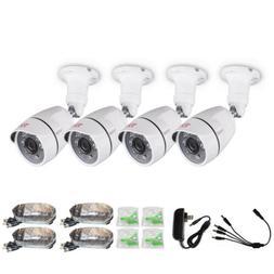 Tonton Full HD1080P Security Camera Home CCTV 80FT IR Night