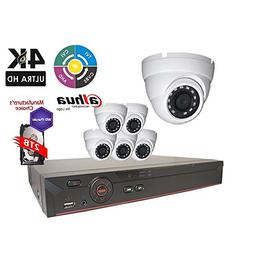 Dahua 4MP Tribrid Security Package: 8CH