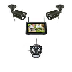 Uniden UDR777HD Kit - Digital Wireless Video Surveillance Sy