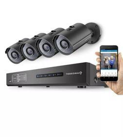Amcrest UltraHD 4-Megapixel 8 Channel Network POE Video Secu