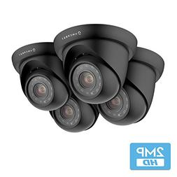 4-Pack Amcrest UltraHD 2MP Outdoor Camera Dome Analog Securi