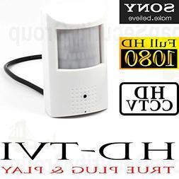 USG HD-TVI 1080P @ 30FPS 2MP Hidden Spy Security Camera : 48
