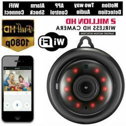 V380 Wifi IP <font><b>Camera</b></font> Wireless Mini Night