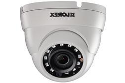 3.0-Megapixel Weatherproof HD 1080p Dome Camera - White