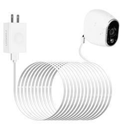 LANMU Weatherproof Outdoor Power Adapter for Arlo HD Securit