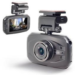 WheelWitness HD PRO Dash Cam 1296P SUPER HD 170 Lens Plug &