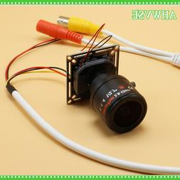 Wide Angle 1200tvl DIY CCTV System <font><b>camera</b></font