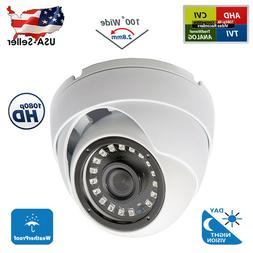 EVERTECH 1080p HD 2.8mm Wide Angle CCTV Security Camera 4-in