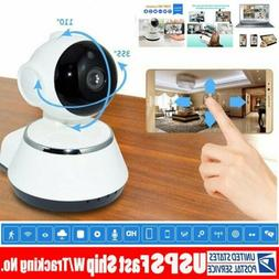 HD Wireless IP Security Camera Indoor CCTV Home Smart WIFI B