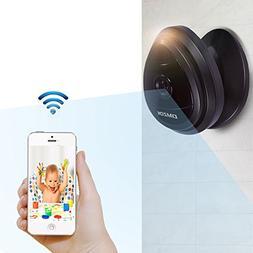 DMZOK 720P WiFi Camera, Pet Camera Monitor, Baby Camera Moni