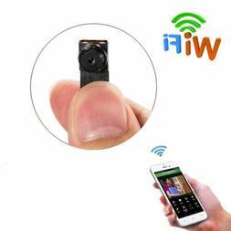 Mini Spy Camera Wireless Wifi IP Home Security HD DVR