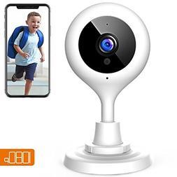 APEMAN WiFi Camera 1080P Baby Monitor IP Wireless Surveillan