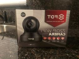 FDT 720P HD WiFi Pan/Tilt IP Camera