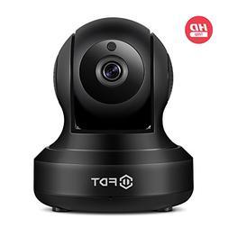 FDT 720P HD WiFi Pan/Tilt IP Camera  Indoor Wireless Securit
