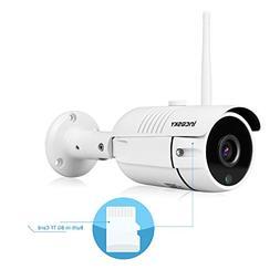 WiFi Security Camera incoSKY Wireless Security Camera IP Cam