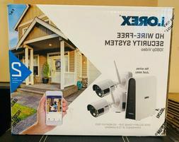 Lorex Wire-Free Wireless Security Camera System  1080p Camer