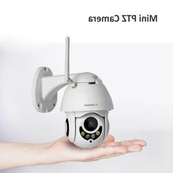 Wireless 1080P IP Security PTZ Camera Surveillance WIFI Dome