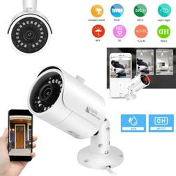 Wireless 1080P IP66 IP Camera Onvif P2P Outdoor Security Bul