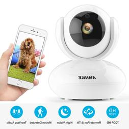 ANNKE Wireless 720P Home Security IP Camera IR Night Vision
