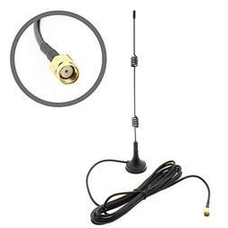 Crystal Vision Premium HD Wireless Camera Antenna Extension