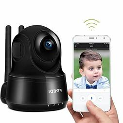 FREDI Wireless Baby Monitor Camera 720P Security IP Home Cam